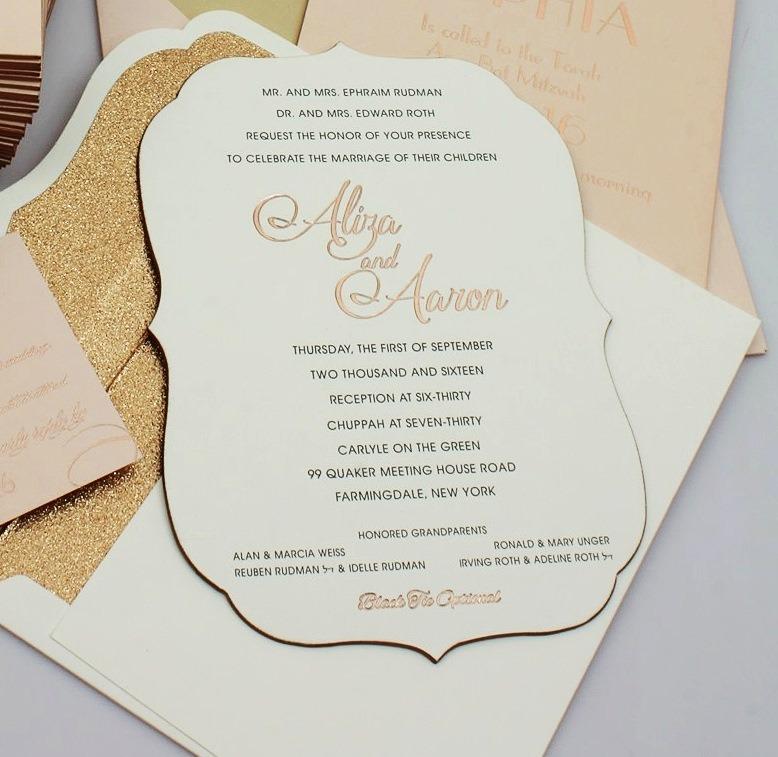 3518 wedding invitations lovely knot