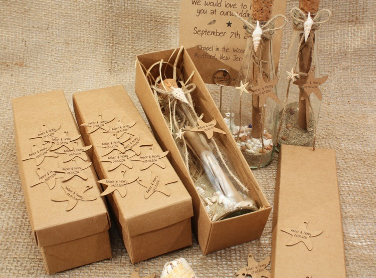 5003 message in a bottle wedding invitations lovely knot custom